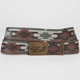VANS Tribal Camo Reversible Web Belt