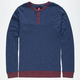 QUIKSILVER Mayfield Mens Henley