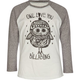 BILLABONG From Owl To You Girls Raglan Tee