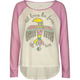 BILLABONG Over U Girls Raglan Tee