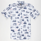 ELEMENT Road Trip Mens Shirt