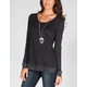 OTHERS FOLLOW Hurricane Womens Top