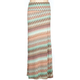 FULL TILT Multi Stripe Girls Maxi Skirt