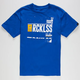 YOUNG & RECKLESS Stop The Press Boys T-Shirt