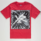 YOUNG & RECKLESS Dye Square Boys T-Shirt