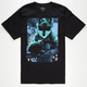ELDON Spacewolf Mens T-Shirt