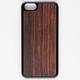 GRASSROOTS Ebony Wood iPhone 5 Case