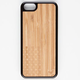 GRASSROOTS USA Wood iPhone 5 Case