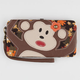 Patchwork Monkey Wallet