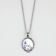 FULL TILT Cats Over The Moon Necklace