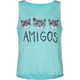 FULL TILT Amigos Girls Tank