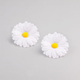 FULL TILT 2 Piece Daisy Flower Hair Clips