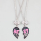 2 Piece Best Friends Forever Necklaces