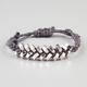 FULL TILT Chevron Hexagon Bead Bracelet
