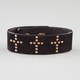 Cross Stud Cuff Bracelet
