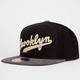 AMERICAN NEEDLE Brooklyn Dodgers Vault Mens Snapback Hat