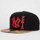 AMERICAN NEEDLE Yankees Chiba Mens Strapback Hat