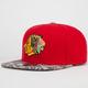 AMERICAN NEEDLE Blackhawks Mens Strapback Hat