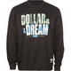 DGK Dollar & A Dream Mens Sweatshirt