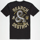 ROOK Destroy Mens T-Shirt