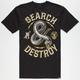 ROOK Destroy Mens T-Shirt