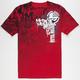 METAL MULISHA Half Tone Mens T-Shirt