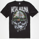 METAL MULISHA War Torn Mens T-Shirt
