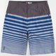 MICROS Block Party Mens Hybrid Shorts