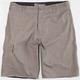 MICROS Driven Mens Hybrid Shorts