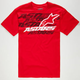 ALPINESTARS Look Out Classic Mens T-Shirt