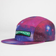 MIGHTY HEALTHY Nebula Galaxy Mens 5 Panel Hat