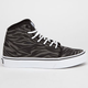 VANS Zebra 106 Hi Womens Shoes
