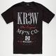 KR3W Kentucky Mens T-Shirt