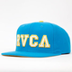 RVCA College Drop Out Mens Snapback Hat