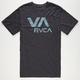 RVCA Ball Point Mens T-Shirt
