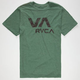RVCA Ball Point Mens T-Shirt