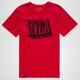 RVCA Letraset Mens T-Shirt