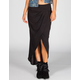 LILY WHITE Wrap Maxi Skirt