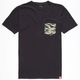 DC SHOES Camo Mens Pocket Tee