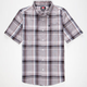 QUIKSILVER Crossed Eyes Mens Shirt