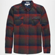 EZEKIEL Cabin Fever Mens Flannel Shirt