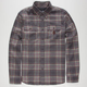 LIRA Montage Mens Flannel Shirt