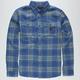 LIRA Montage Mens Flannel Shirt
