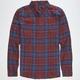 DC SHOES Kingsmen Mens Flannel Shirt