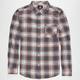 QUIKSILVER Bam Bam Mens Flannel Shirt