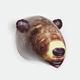 Inflatable Bear Head