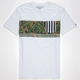 BILLABONG Bushman Mens Pocket Tee