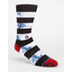 STANCE Mix & Match Garcia Mens Crew Socks