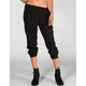 FULL TILT Banded Bottom Womens Challis Pants