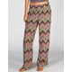 FULL TILT Chevron Stripe Womens Palazzo Pants